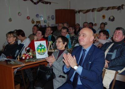 spotkanie wigilijne w Centrum Pracy Socjalnej i Klubie Integracji Społecznej