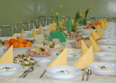 """zajęcia i Śniadanie Wielkanocne w ramach """"KIS kulinarny"""""""