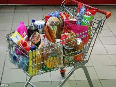 Wielkanocna zbiórka żywności oraz artykułów higienicznych i środków czystości