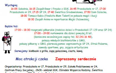 VI Starochorzowski Piknik Rodzinny